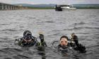 Members of the Dornoch Environmental Enhancement Project (Deep) have this month deployed their 20,000th oyster into the Dornoch Firth in a major environmental achievement. Photograph by the Deep project.