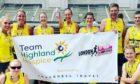 Team Highland Hospice completed the London Landmarks Half Marathon on Sunday raising £8105 for charity.