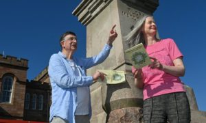 A new walking tour introduces tourists and locals alike to hidden animals that highlight the history on display in downtown Inverness.