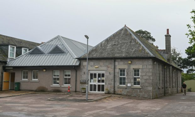 Campaigners fear Aboyne Hospital is at risk of closure.