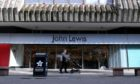 The former John Lewis department store in Aberdeen could be used as a vaccination centre for up to three years, Picture by Kath Flannery.