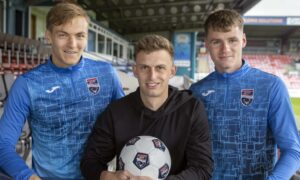 Ross County manager Malky Mackay thrilled with triple signing swoop