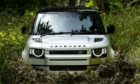 Land Rovers and Range Rovers a target for thieves.