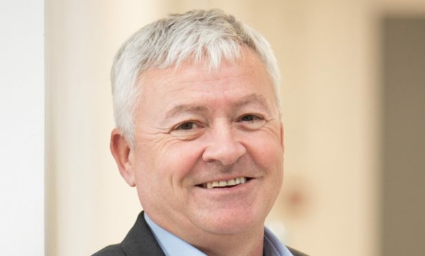 Mike Bryant, Nucore group chief executive designate and director.