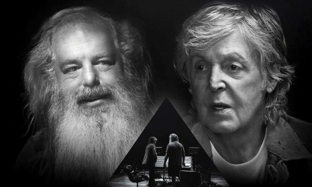 Rick Rubin and Paul McCartney chat in McCartney 3,2,1