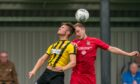 Max Ewan, left, has joined Brora Rangers from Nairn County