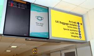Covid Scotland travel rules change for France
