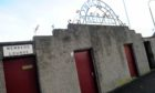 Kynoch Park, home of Keith FC
