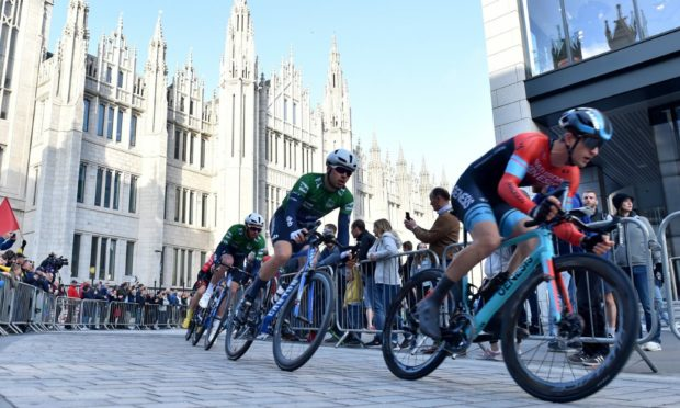 Some of the world's top cyclists will compete in the Tour of Britain.