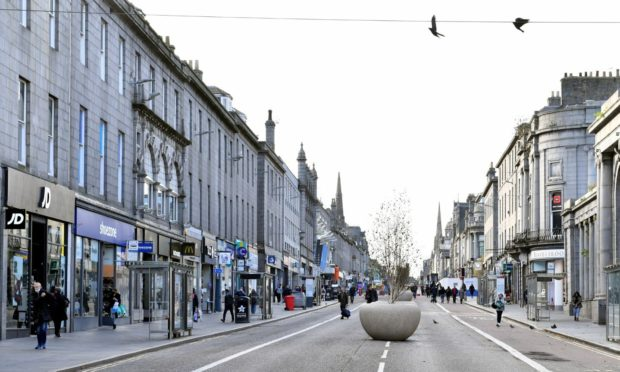 The price of repairing the hundreds of buildings up the length of Union Street, Aberdeen, could be made known to owners as part of city centre regeneration works.