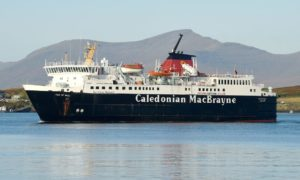 """Anas Sarwar has described the state-run ferry service as """"unfit for purpose""""."""