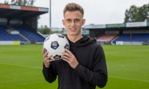 Ross County sign Ben Paton – the brother of Staggies midfielder Harry Paton