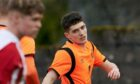Rothes midfielder Jack Brown is ready to face Nairn County