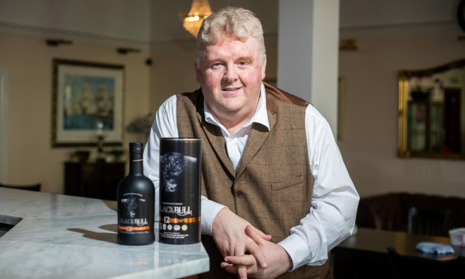 Ian Logan, senior manager of whisky and hospitality at Duncan Taylor Scotch Whisky.