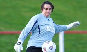 Experienced keeper Kim Jappy saves day for Caley Thistle Women ahead of season starter