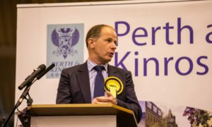 JIm Fairlie (SNP) wins Perthshire South and Kinross-shire seat