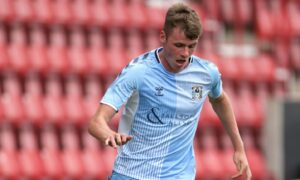 Ross County sign Scotland under-21 international Jack Burroughs on loan from Coventry City