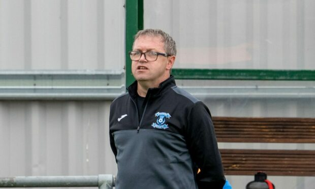 Strathspey Thistle manager Charlie Brown is hoping to return to winning ways against Fort William