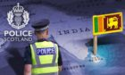 Police Scotland currently runs training programmes for officers in Sri Lanka