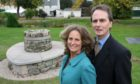 The Duchess and Duke of Fife say it's an exciting time at the Chapelton development.
