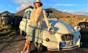 Vicki is currently appearing in The Car Years on ITV4, Mondays 8pm.