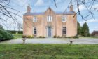 countryside property with garden Aberdeenshire