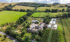 The farm is being marketed for offers over £1.5m.