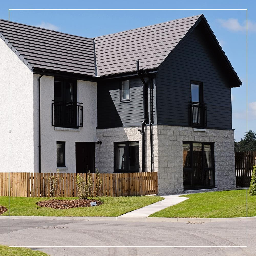 The Reserve at Eden: New build homes in Aberdeen