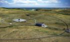 The proposed spaceport development in Sutherland