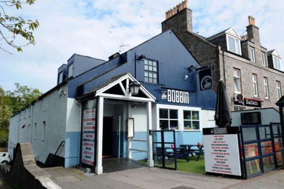 The Bobbin pub on King Street. Picture by Darrell Benn
