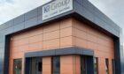 KR Group's new HQ in Newburgh, Aberdeenshire.