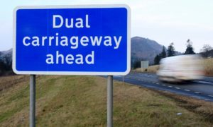 The A9 dualling programme, coordinated by Transport Scotland, aims to upgrade 11 sections of the Inverness to Perth trunk road.