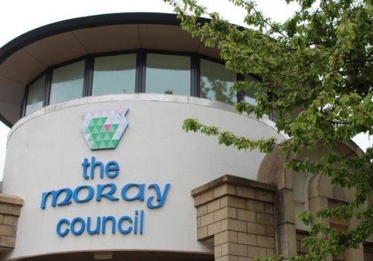 Moray Council headquarters in Elgin.