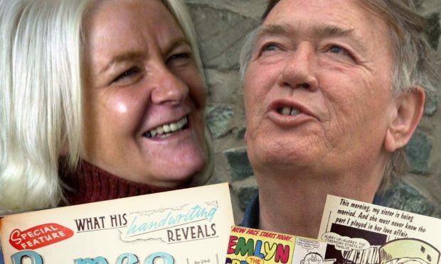 Bob and Isla Dewar