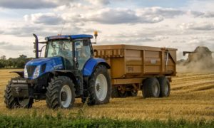 NFU Mutual found rural crime across Scotland fell by a quarter to an estimated value of £1.7million in Scotland