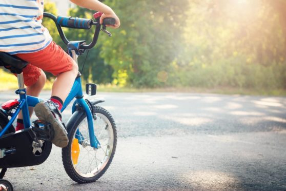 Experiencing 'firsts' defines childhood