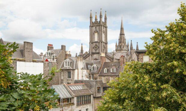 Aberdeen seeing a surge in demand in rental market.