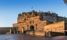 Protesters 'seized' Edinburgh Castle recently (Photo: ExFlow/Shutterstock)