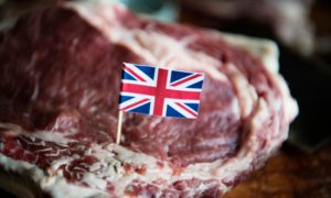 UK agri-food exports are currently worth around £20bn a year.