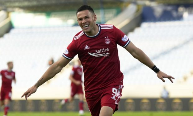 Will Aberdeen fans see Christian Ramirez back celebrating goals this weekend?