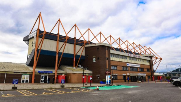 Caley Thistle Women will play at Caledonian Stadium this Sunday.