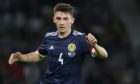 Billy Gilmour passed up a good chance to score against Moldova.