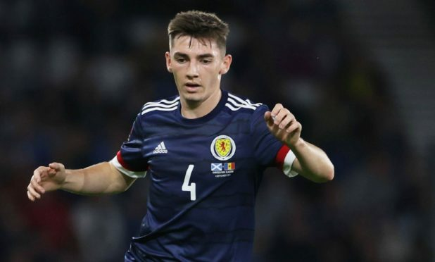 Billy Gilmour.