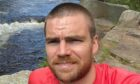 Liam Alexander Finlayson, 35, from Inverurie died after coming off his bike on Sunday afternoon. Supplied by Police Scotland.
