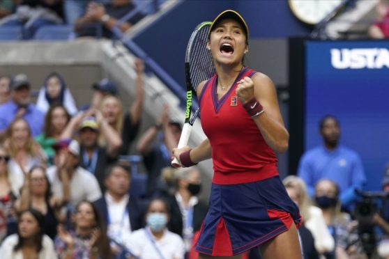 Emma Raducanu's victory at the US Open has smashed viewing figures