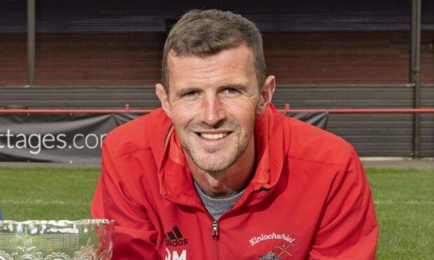 Kinlochshiel's Paul MacRae is in his 25th season.