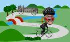 Barney Bike race: Council chasing springtime launch for delayed Aberdeen bike-sharing scheme.