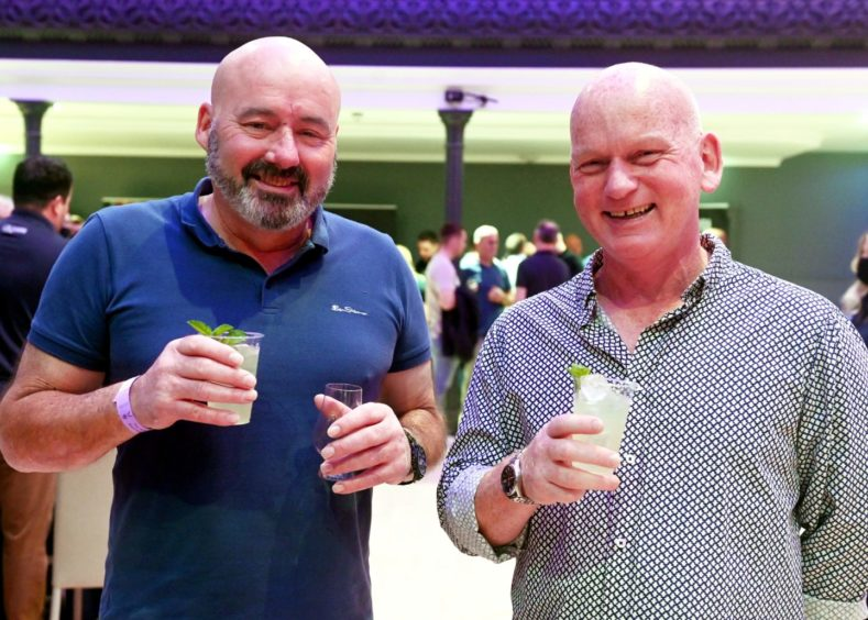 Festivalgoers had a dram good time at the National Whisky Festival.