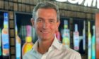 Jean-Etienne Gourgues, the new chairman and chief executive of Chivas Brothers.