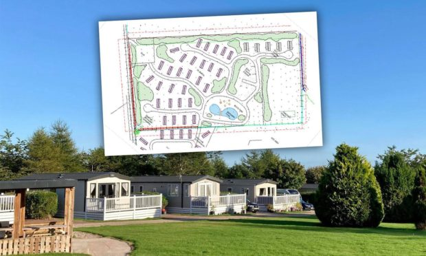 Ecclesgreig holiday park looking to double capacity with new expansion